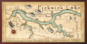 Pickwick Lake 10x20 print