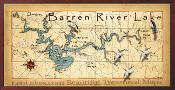 Barren River Lake 10x20 print